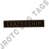 Ribbon Bar Attachment Leadership (Bronze)