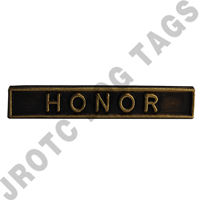 Ribbon Bar Attachment Honor (Bronze)