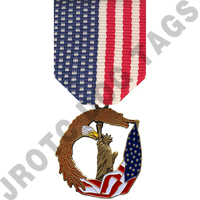Veterans / Patriotic Medal Set (Ea)