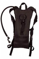 MOLLE 3 Liter Backstrap Hydration System (4 PK) Black