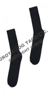 Sock - Black Dress Sock (50 Pairs) (No Returns)