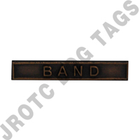 Ribbon Bar Attachment Band (Bronze)