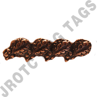 Bronze Oak Leaf 4 (each)