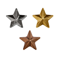 "Ribbon Attachment Star 5/16""  (Each)"